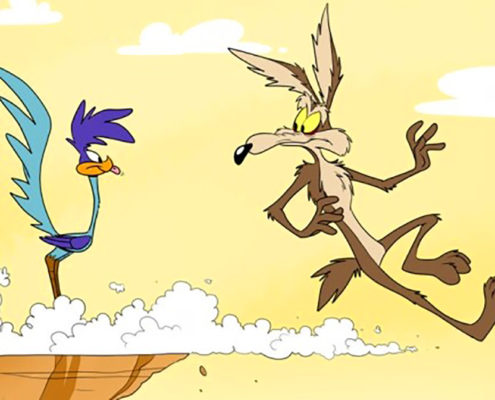 willy coyote